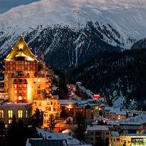 St. Moritz – A primeira em turismo de inverno, desde 1864